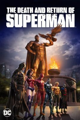 The Death and Return of Superman (2019) online film