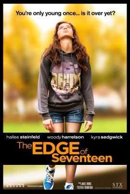 The Edge of Seventeen (2016) online film