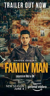 The Family Man 2. évad (2021) online sorozat