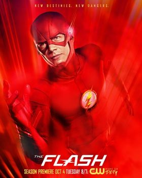 The Flash 3. évad (2016) online sorozat
