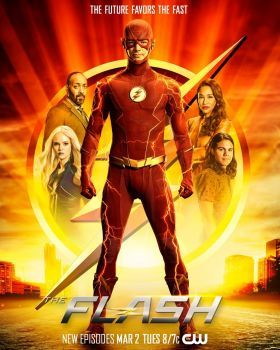 The Flash - A Villám 7. évad (2021) online sorozat