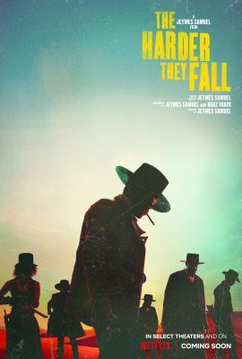 The Harder They Fall (2021) online film