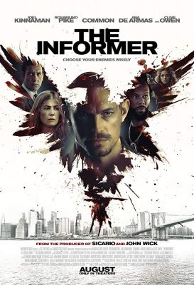 The Informer (2019) online film
