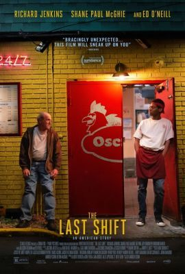 The Last Shift (2020) online film