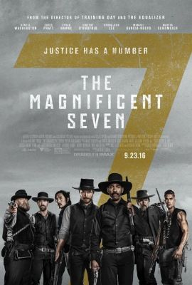 A hét mesterlövész (The Magnificent Seven) (2016) online film
