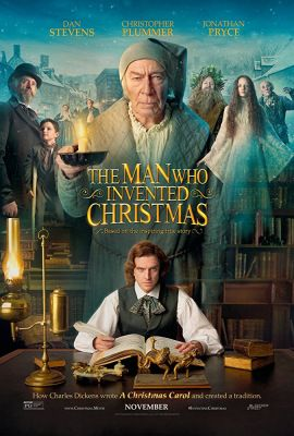 The Man Who Invented Christmas (2017) online film