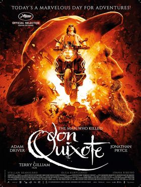 The Man Who Killed Don Quixote (2018) online film