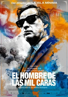 The man with thousand faces (2016) online film