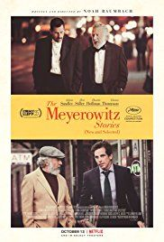 The Meyerowitz Stories (2017) online film