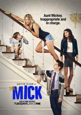 Mick kell a gyereknek(The Mick) 1. évad (2017) online sorozat