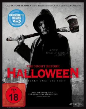 The Night Before Halloween (2016) online film