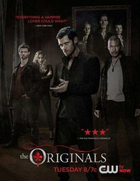 The Originals 2. évad (2014) online sorozat
