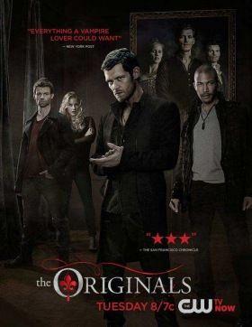 The Originals 2. évad (2014) online sorozat