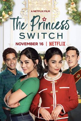 The Princess Switch (2018) online film