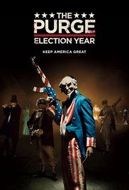 A bűn éjszakája: Választási év (The Purge: Election Year) (2016) online film