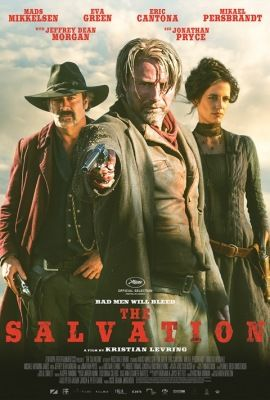 The Salvation (2014) online film