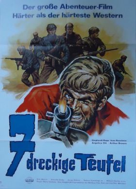 The Seven Red Berets (1969) online film
