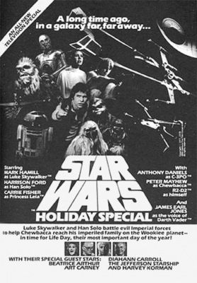 The Star Wars Holiday Special (1978) online film