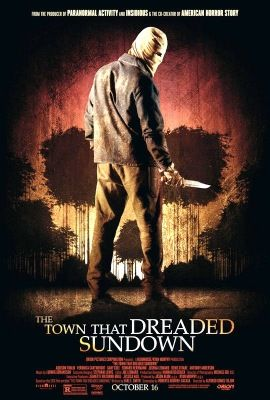 The Town That Dreaded Sundown (2014) online film