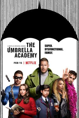 The Umbrella Academy 1. évad (2019) online sorozat