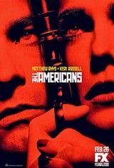 The Americans 2. évad (2014) online sorozat
