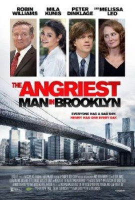 Brooklyn legmérgesebb embere (The Angriest Man in Brooklyn) (2014) online film