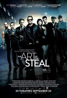 A lopás művészete (The Art of the Steal) (2013) online film