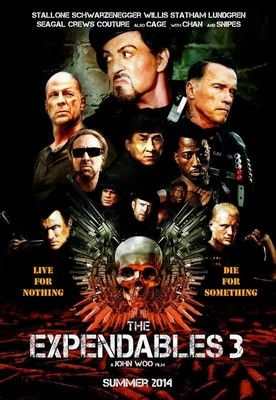 The Expendables - A feláldozhatók 3. (2014) online film