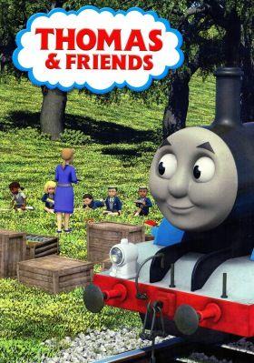 Thomas, a gőzmozdony - 8. évad (2004) online sorozat