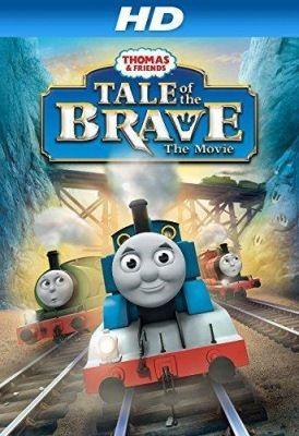 Thomas a gőzmozdony - A bátor mozdonyok kalandja (2014) online film