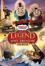 Thomas a gőzmozdony - Az elveszett kincs legendája (2015) online film