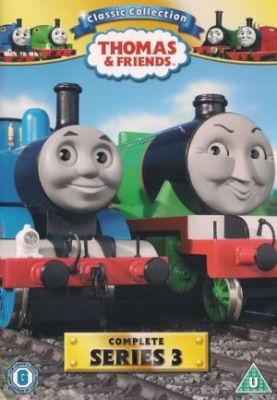Thomas a gőzmozdony 3. évad (1991) online sorozat