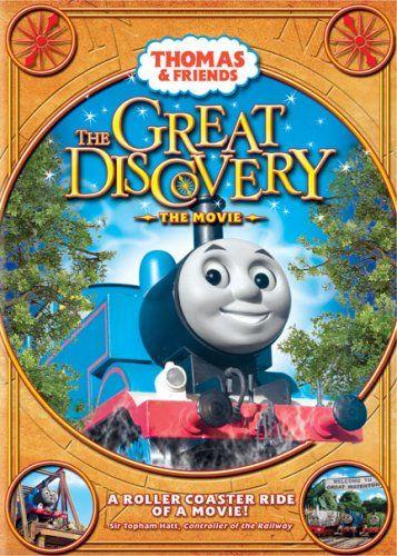 Thomas: A nagy felfedezés (2008) online film