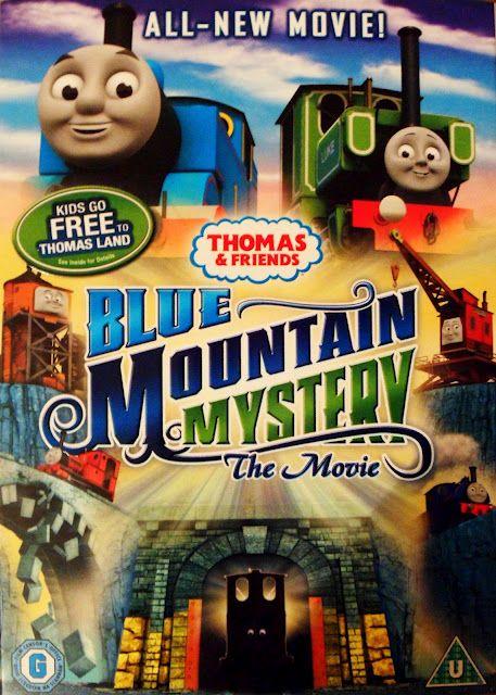 Thomas és barátai - Rejtély a Kék hegyen (2012) online film