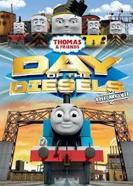 Thomas és barátai: A dieselek napja (2011) online film