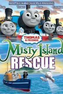 Thomas és barátai: Kaland a Ködfátyol-szigeten (2010) online film
