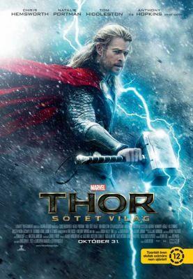 Thor: Sötét világ (2013) online film