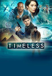 Timeless 1. évad (2016) online sorozat