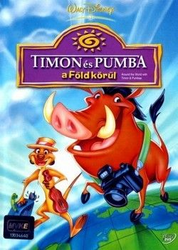 Timon és Pumba a föld körül (1998) online film