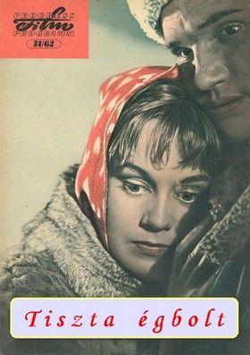 Tiszta égbolt (1961) online film