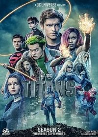 Titánok 2. évad (2019) online sorozat