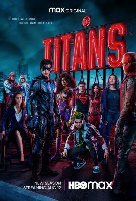 Titánok 3. évad (2021) online sorozat