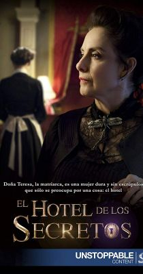 Titkok szállodája 1. évad (2016) online sorozat