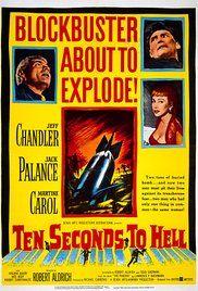 Tíz másodperc a pokolban (1959) online film