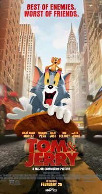 Tom és Jerry (2021) online film
