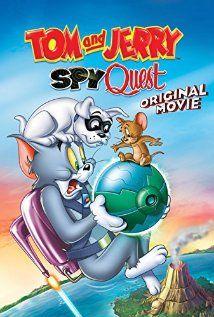 Tom és Jerry: Kémkaland (2015) online film