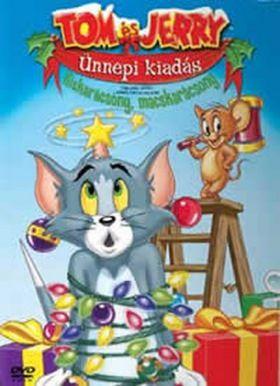 Tom �s Jerry kiskar�csony macskar�csony (1990)