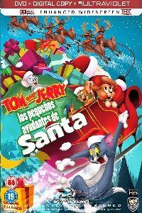 Tom és Jerry: segítség a Télapónak (2014) online film