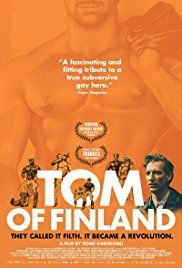 Tom of Finland (2017) online film