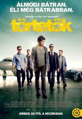 Törtetők (2015) online film